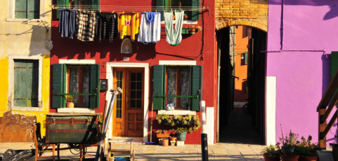 Trekking fotografico urbano a Burano – 16 novembre 2013