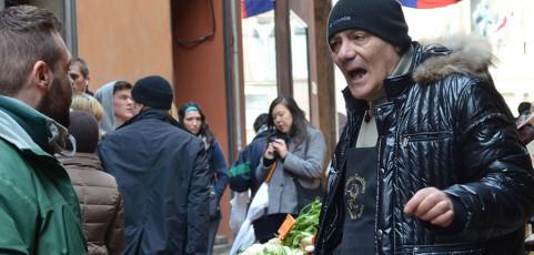 Il mercato – Reportage di Luisa Boldrini