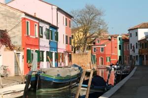 Barche sui canali