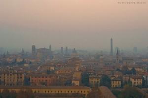 Foto panorama Bologna di Giuseppe Mazzù