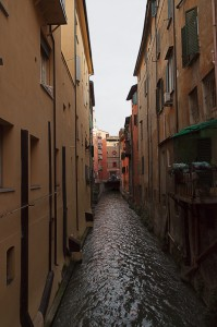 Canale Via Piella