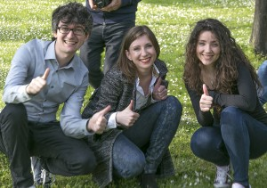 Stefano, Iza e Stefania