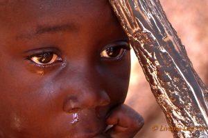 2015 Namibia - bambino Damara