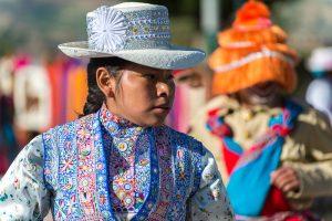 Perù - Ragazza