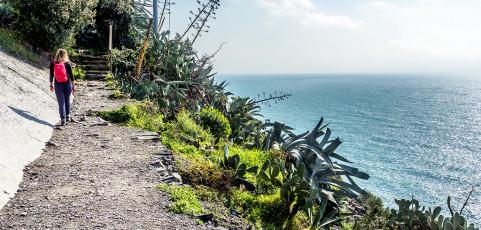 Alla scoperta delle Cinque Terre con Salvatore di Stefano – 11 maggio 2016