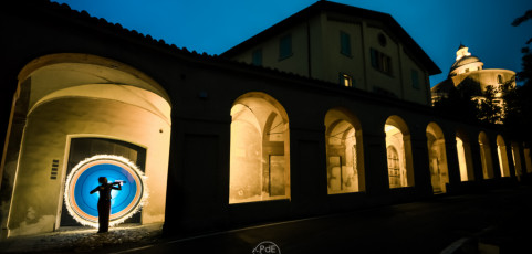 Nuove luci su Bologna – Progetto di Light Painting