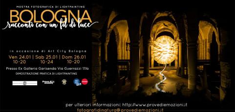 Bologna: Racconti con un fil di luce